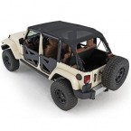 Smittybilt 94500 Soft Top capotes