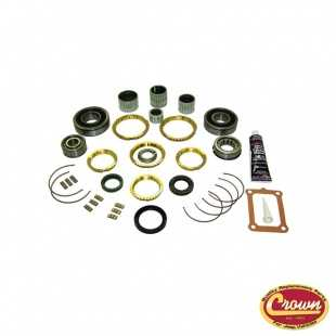 Crown Automotive crown-AX15-MASKIT Caja cambios Manual y Auto
